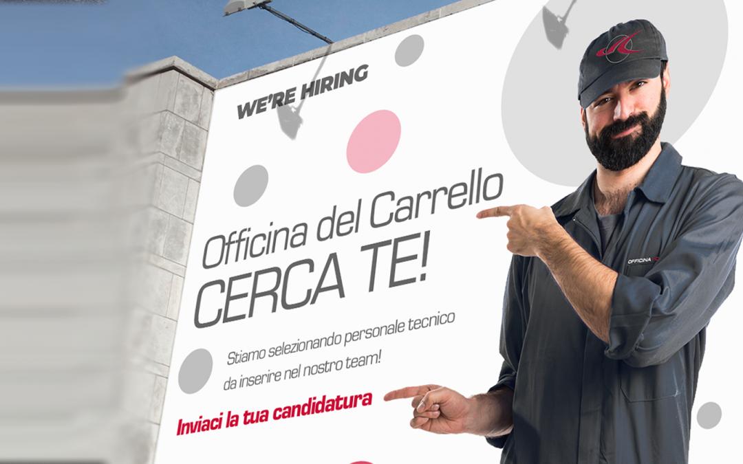OFFICINA DEL CARRELLO CERCA TE!