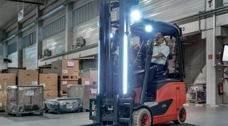 Maggiore illuminazione per un'elevata efficienza e sicurezza sul lavoro