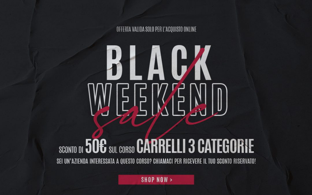 BLACK WEEKEND ODC